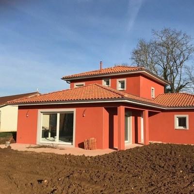 Maisons Nova Villa - Charnay-lès-Mâcon - Nos réalisations